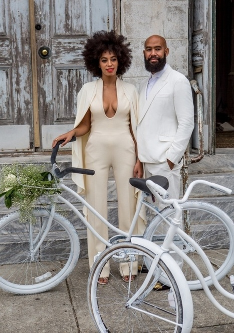 Solange Knowles ties the knot – and a million hipster wedding blogs swoon | Just Trending | Scoop.it