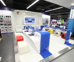 Google will reportedly open its own retail stores starting this year | education, business teaching learning | Scoop.it