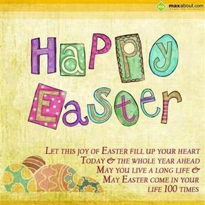 Maxabout: Easter Messages | Maxabout SMS & Greetings | Scoop.it
