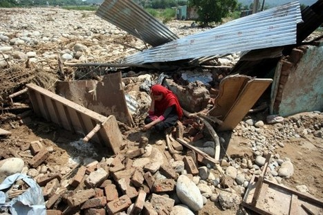 Kashmir flood disaster worsened by risks being ignored - experts | Sustain Our Earth | Scoop.it