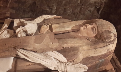 Funeral relics of pharaonic singer unearthed at Saqqara necropolis - Ancient Egypt - Heritage - Ahram Online | Digital ancient history | Scoop.it