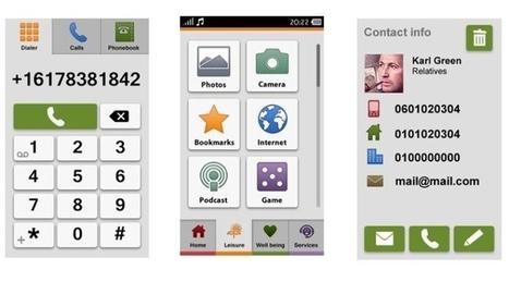 Androider för äldre från Doro | Folkbildning på nätet | Scoop.it