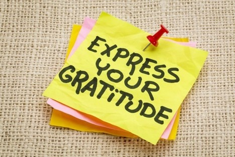 #HR #Gratitude Want to Really Say Thanks? Make Sure Everyone Truly Gets Recognized | Making #love and making personal #branding #leadership | Scoop.it