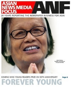 A winning voice for young readers - WAN-IFRA   Educommunication   Scoop.it
