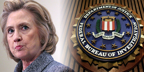 Report: FBI plans to grill Hillary on Saturday   Xposing Government Corruption in all it's forms   Scoop.it