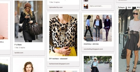 5 Ways Your Blog Can Benefit From Pinterest | Independent Fashion Bloggers | Fashion blogger style | Scoop.it