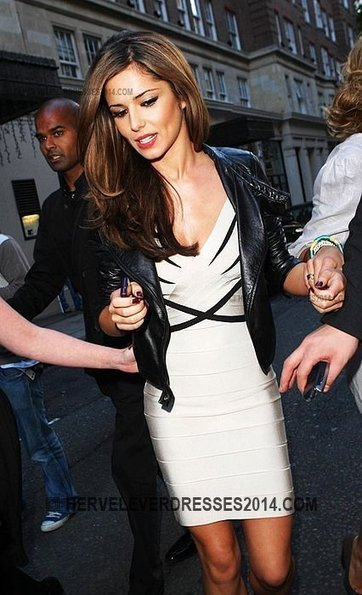 Cheryl Cole White Bodycon Herve Leger Bandage Dress [Bodycon Herve Leger Bandage Dress] - $155.00 : Cheap Herve Leger Dresses 2014 with Discount Price   herve leger dresses   Scoop.it