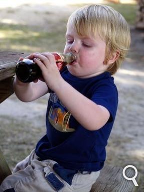 Les sodas seraient associés à une hausse de l'agressivité infantile | promotion sante | Scoop.it