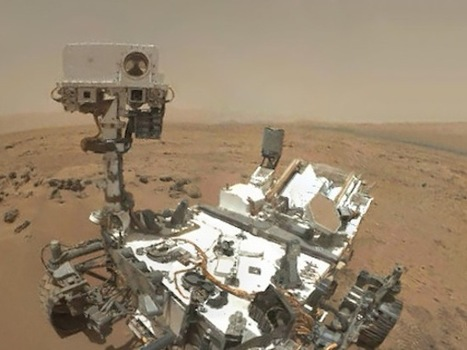 What Did NASA Find on Mars That Has - Geekosystem | Aviation News Feed | Scoop.it