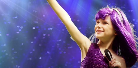Little Girl Beats Cancer, Wish Comes True When She Stars In Her Own Katy Perry Music Video. | Funny, Inspirational, Amazing | Scoop.it