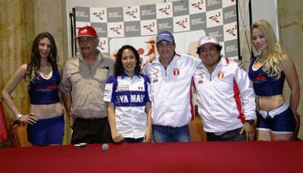 PERU - Fue presentado equipo peruano al Campeonato Mundial de Motos Acuáticas   Motos Acuáticas PERU   Scoop.it