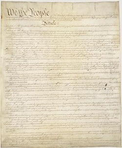 Constitution of the United States - Official | A2 US Politics - The Constitution and the Court | Scoop.it