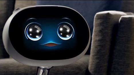 Zenbo, un robot domestique pour toute la famille | Post-Sapiens, les êtres technologiques | Scoop.it