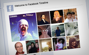 Facebook Timeline Is Here: Are You In? | New Digital Media | Scoop.it