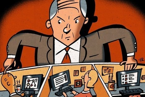 When it comes to bosses, how tough is too tough? | Manager To Leader | Scoop.it