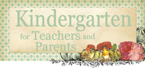 Kindergarten for Parents and Teachers: Pattern Naturally | Kindergarten | Scoop.it