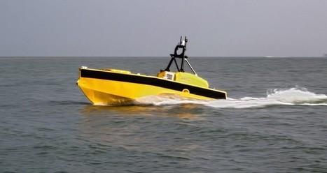 ASV Global Expands Autonomous Marine Technology into South America | Unmanned Systems Technology | Coastal Restoration | Scoop.it