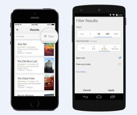 Google Maps para Android e iOS ahora permite guardar mapas para ver fuera de línea | GeeksRoom | Apps interesantes | Scoop.it