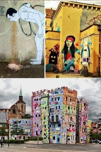 Awesome Street Art In Germany | World of Street & Outdoor Arts | Scoop.it