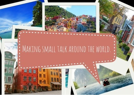Perceptions of Small Talk Around the World | Language News | Second Language | Scoop.it