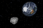 150-Foot Asteroid Has Close Encounter with Earth This Week | Posy Fyre | Scoop.it