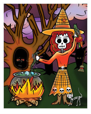 Halloween Decorating with Witches | Halloween & Spooky Fun Stuff~ | Scoop.it