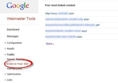 Learning How to Use Google Webmaster Tools for Content Strategy | Content Creation, Curation, Management | Scoop.it