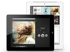 Spotify debuts its iPad app | EW.com | iPads 1-to-1 in the Elementary Classroom | Scoop.it