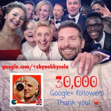 30k followers! #GooglePlus | Social Media Butterflies | Scoop.it