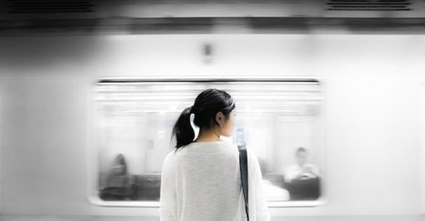 What I Learned from a Crying Stranger on the Subway (& Pema Chödrön). | Mindful | Scoop.it