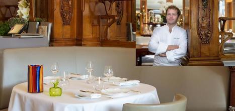 Julien Dumas aux manettes de Lucas Carton   Gastronomie Française 2.0   Scoop.it