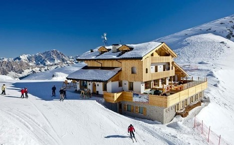 Cortina: Italy's most fashionable ski resort - Telegraph | Italia Mia | Scoop.it