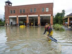 Irene leaves waterlogged mess in Vermont | USA Today | #vtirene | Scoop.it