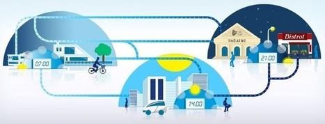 La ville numérique au service de la mobilité intelligente | Ville Numérique | Scoop.it