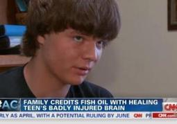 California teen recovers from devastating coma thanks to fish oil | ScoopCapture | Scoop.it