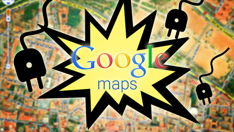 The Best Extensions to Make Google Maps Even More Awesome | Lifehacking | Scoop.it