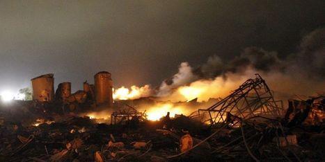 Pollution - Explosion meurtrière d'une usine d'engrais au Texas | Toxique, soyons vigilant ! | Scoop.it