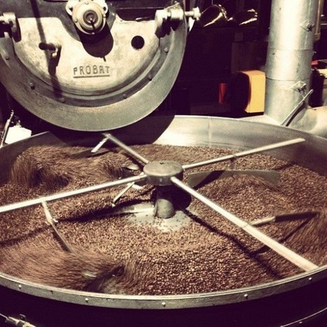 Now Roasting with French Fry Oil: Truth Coffee In Cape Town   Coffee News   Scoop.it