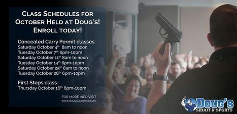 Dougs Gun Store | Travel Time and Business | Scoop.it