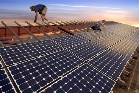NRG & Duke Confirm Rooftop Solar Disruption. Their Plan? | Exas Consulting | Solar Electricity | Scoop.it