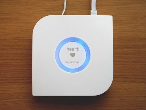 Animus Heart, une box domotique Z-Wave, Bluetooth et RF433MHz - News Domotiques by Domadoo | Hightech, domotique, robotique et objets connectés sur le Net | Scoop.it