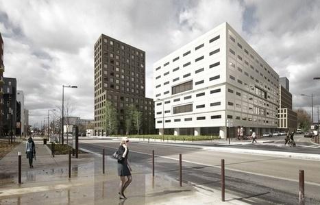 Nantes: Une tour, un campus hôtelier et plus de 500 logements en construction   Immobilier L'Information   Scoop.it