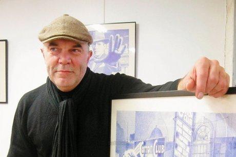 Il dégaine son Bic - Sud Ouest | A Piece of…ART | Scoop.it