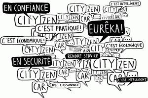 La voiture connectée et partagée, par CityzenCar | Economie Responsable et Consommation Collaborative | Scoop.it