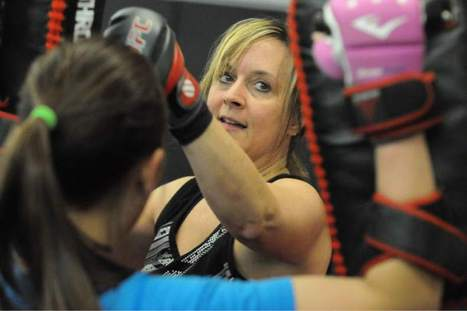 Women finding more fitness success working together - Tribune-Review | Personal Trainer: Battle, M. | Scoop.it