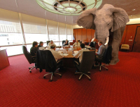Heart to Heart Talks – Three Steps to Discuss the Elephant in theRoom | Surviving Leadership Chaos | Scoop.it