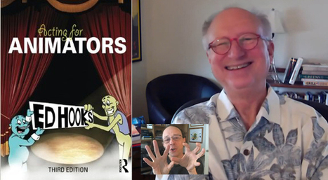 Empathy for Actors and Animator Ed Hooks and Edwin Rutsch: Performance animation is all about empathy | Introduce new course in schools called COMPASSION | Scoop.it