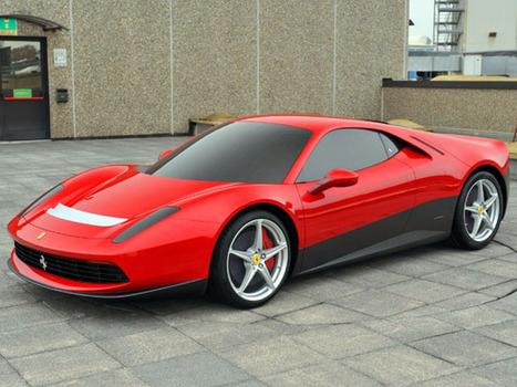 Pininfarina Details Clapton's Ferrari SP12 | Luxury Life Styles | Scoop.it