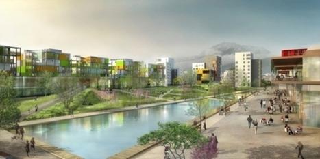 Grenoble à l'avant-garde de la ville durable | eco-experience | Scoop.it