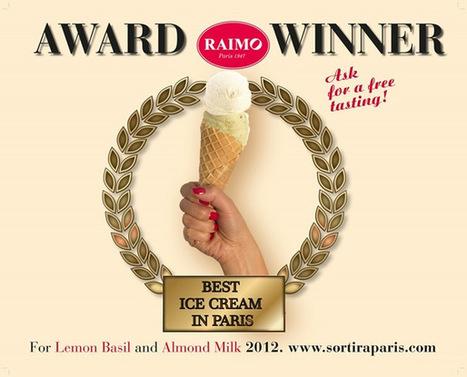 Les glaces Raimo sont-elles les meilleures de Paris ? | La passion de la glace du sorbet, et des desserts glacés ! | Scoop.it